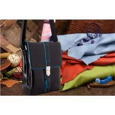 Кожаная сумка-планшет коллекции Dor.Flinger