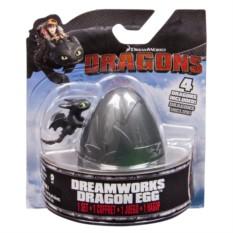 Игровой набор 4 дракона в пластмассовом яйце (Dragons)