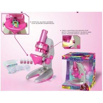 Микроскоп для девочек