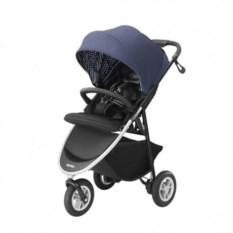 Детская коляска Aprica Smooove (цвет: синий)