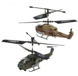 Радиоуправляемая игра «Вертолетный бой»