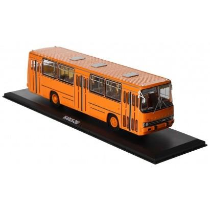 Коллекционная модель автобуса Икарус-260, оранжевый