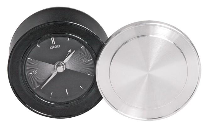 Дорожные часы с будильником Rado