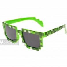 Зеленые криперские очки