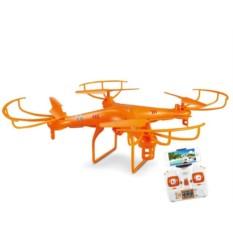 Квадрокоптер с камерой и трансляцией видео на смартфон