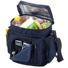 Синяя сумка-холодильник на 5 литров Helsinki