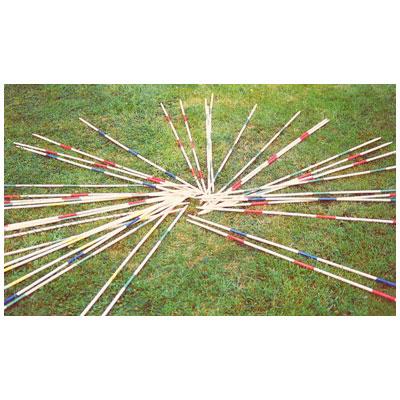 Садовая игра «Подбери палочку» или «Микадо»