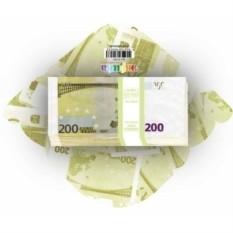 Конверт-гигант 200 евро
