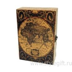 Ключница Карта мира