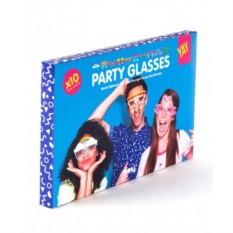 Очки для вечеринки Crazy Party Glasses