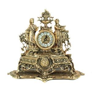 Часы каминные «Лесные нимфы»