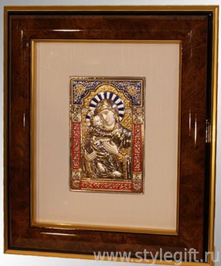 Панно Владимирская икона Божией Матери