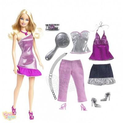 Игровой набор Модный гардероб