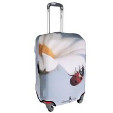 Чехол для чемодана Ромашка