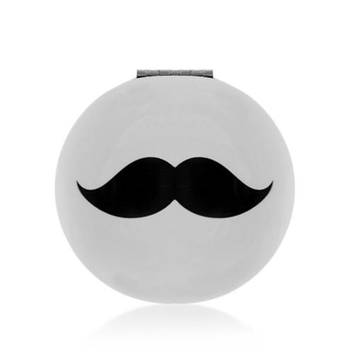 Карманное зеркало Moustache (круглое)