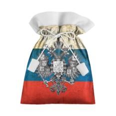 Новогодний 3D мешок Россия
