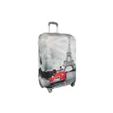 Чехол для чемодана Travel Paris