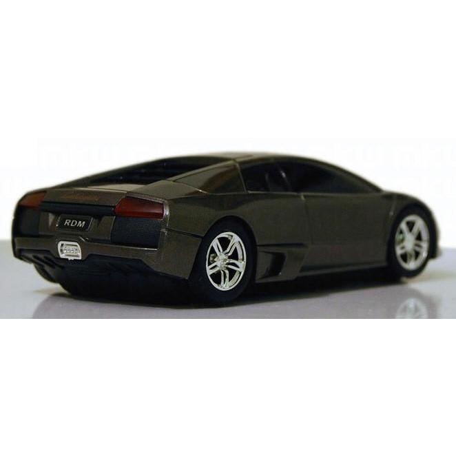 Компьютерная мышка Lamborghini Murcielago Grey HP