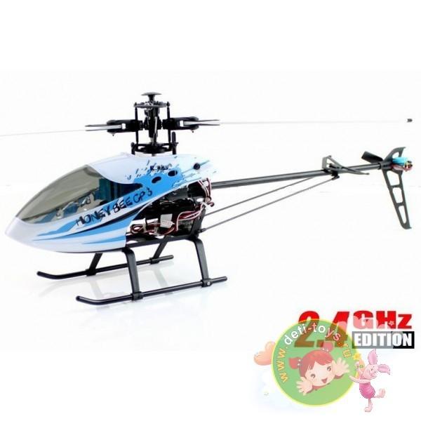 Радиоуправляемый вертолет E-sky Honey Bee V2 CP3