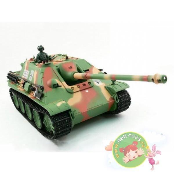 Радиоуправляемый танк Jangpanther