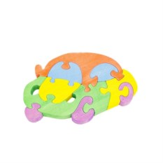 Развивающая игрушка Автомобильчик с красками