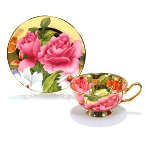 Чайный набор «Цветок»