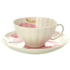 Фарфоровый чайный сервиз на 6 персон Весенний