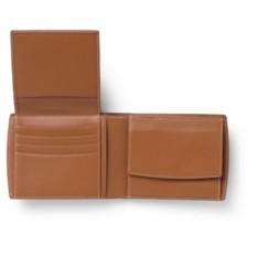 Бумажник с откидной стенкой GRAF VON FABER-CASTELL BRAUN