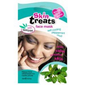 Охлаждающая маска для лица «Перечная мята»