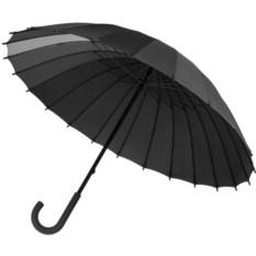 Черный зонт-трость «Спектр»