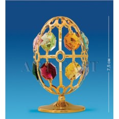 Фигурка с кристаллами Swarovski Яйцо