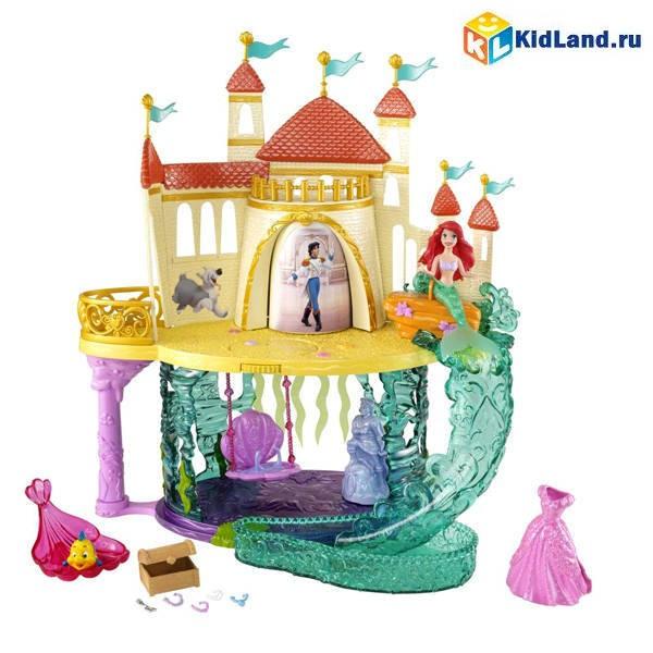 Игровой набор Disney Princess Игрушечный замок Ариэль