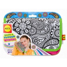 Набор для творчества Раскрась сумку-клатч для принцессы