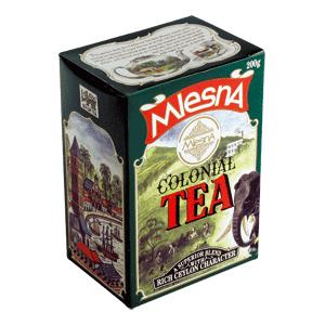 Чай черный Mlesna Kolonial