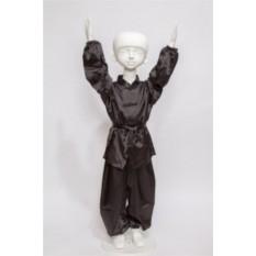 Детский костюм для занятий ушу