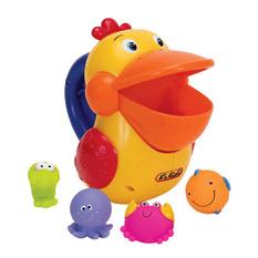 Игрушка для ванной Голодный пеликан K_s Kids