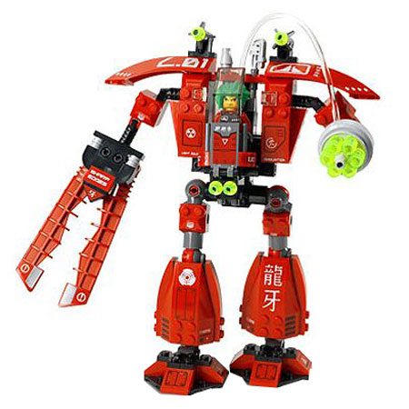 Конструктор «Гранд Титан» LEGO