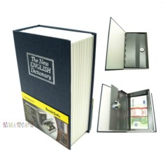 Книга-сейф с ключами The New English Dictionary (18 см)