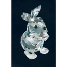 Хрустальная статуэтка Маленький кролик