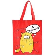 Текстильная сумка для покупок Йошкин Кот