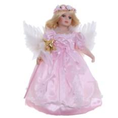 Фарфоровая кукла Ангел (высота 40 см)