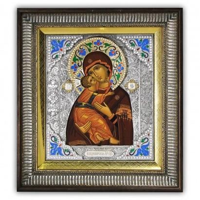Икона Пресвятая Богородица Владимирская