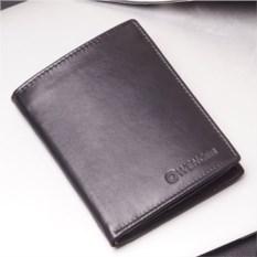 Кожаное портмоне Wenger с гравировкой Нью-Йорк