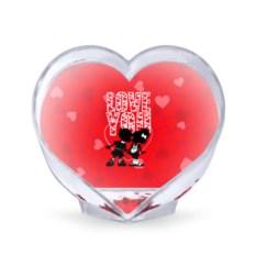 Сувенир Сердце Люблю тебя