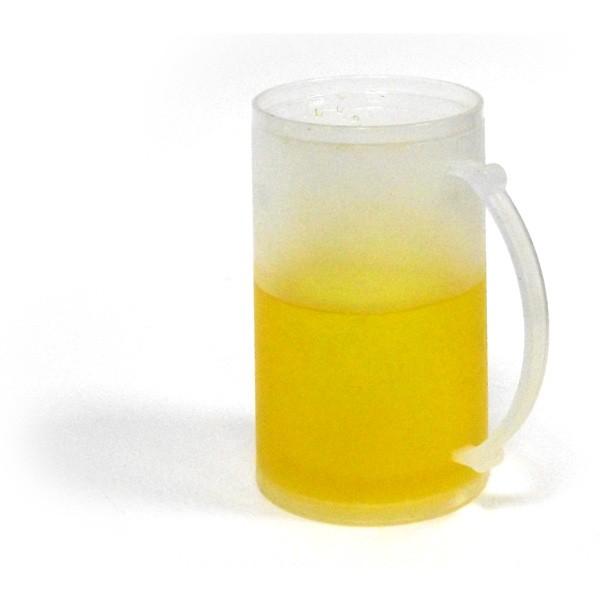 Охлаждающая кружка (желтая)