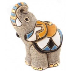 Декоративная статуэтка Азиатский слоненок (Ancers Sa)