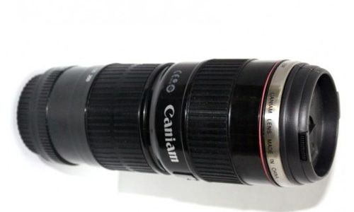 Кружка-объектив Caniam