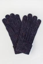 Перчатки Элли синие