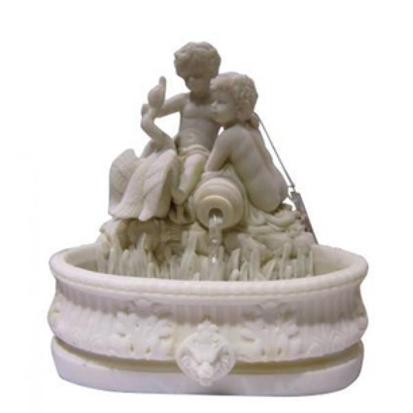 Декоративный фонтан Мифы Рима №5