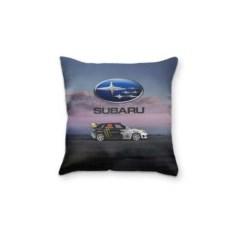 3D-подушка Мой Subaru